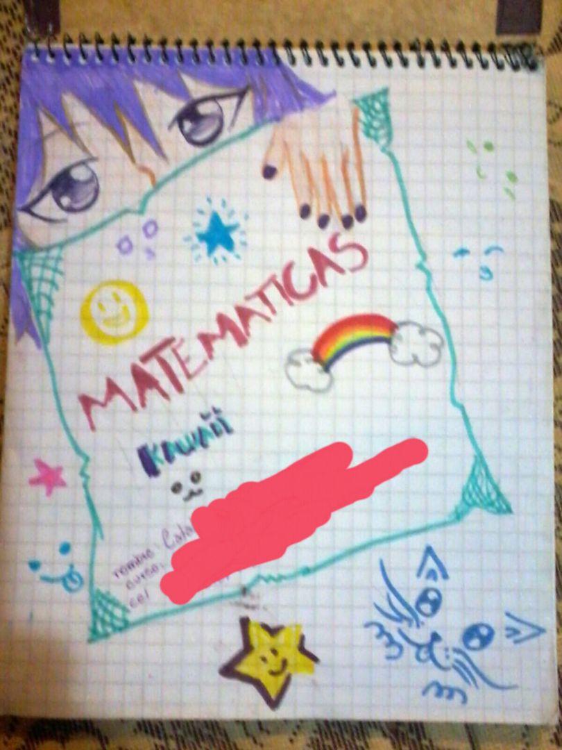 Dibujos Y Bocetos Matematicas Kawaii Wattpad