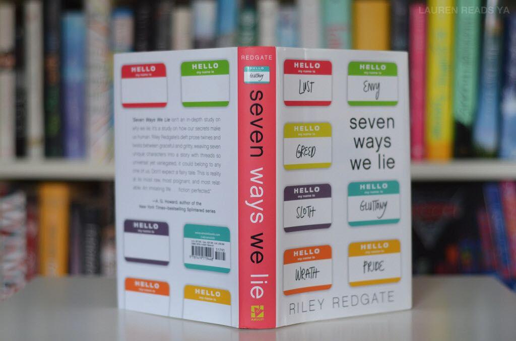 Resultado de imagen para seven ways we lie fanart