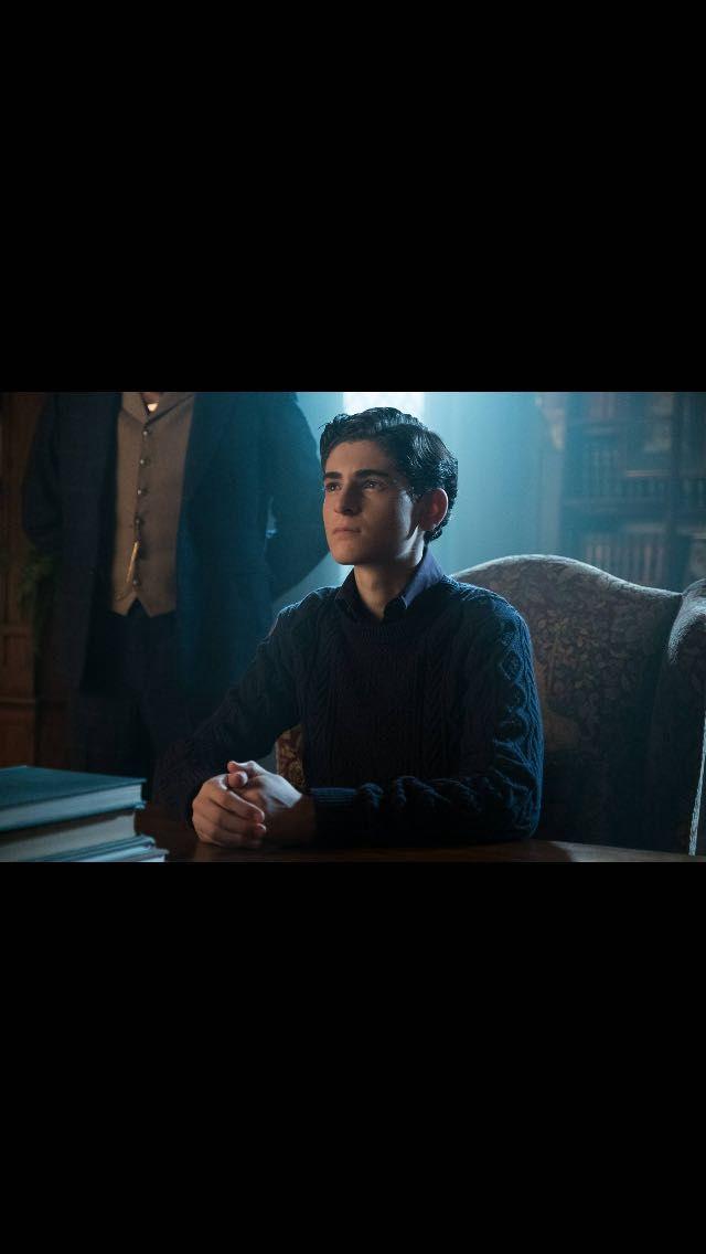 Gotham: Bruce Wayne x reader - Secrets are perspective :12