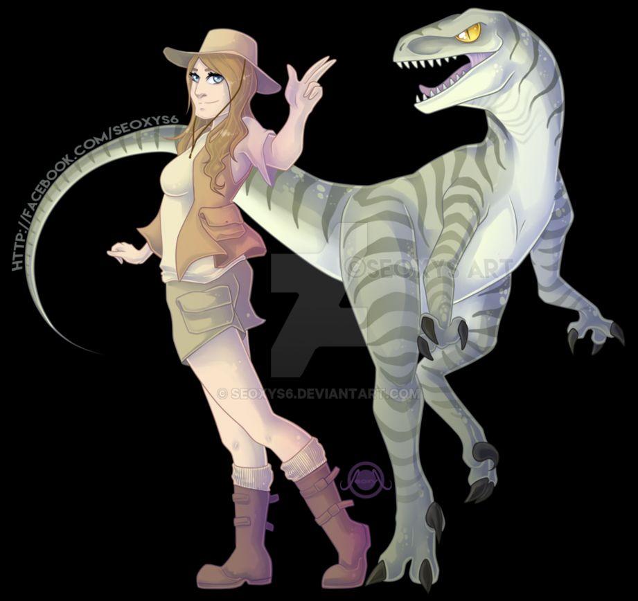Jurassic Park/World One-Shots - | Male! Velociraptor x ...