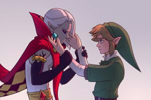 The Legend of Zelda Oneshots - Ghirahim x Blind! Link - Wattpad