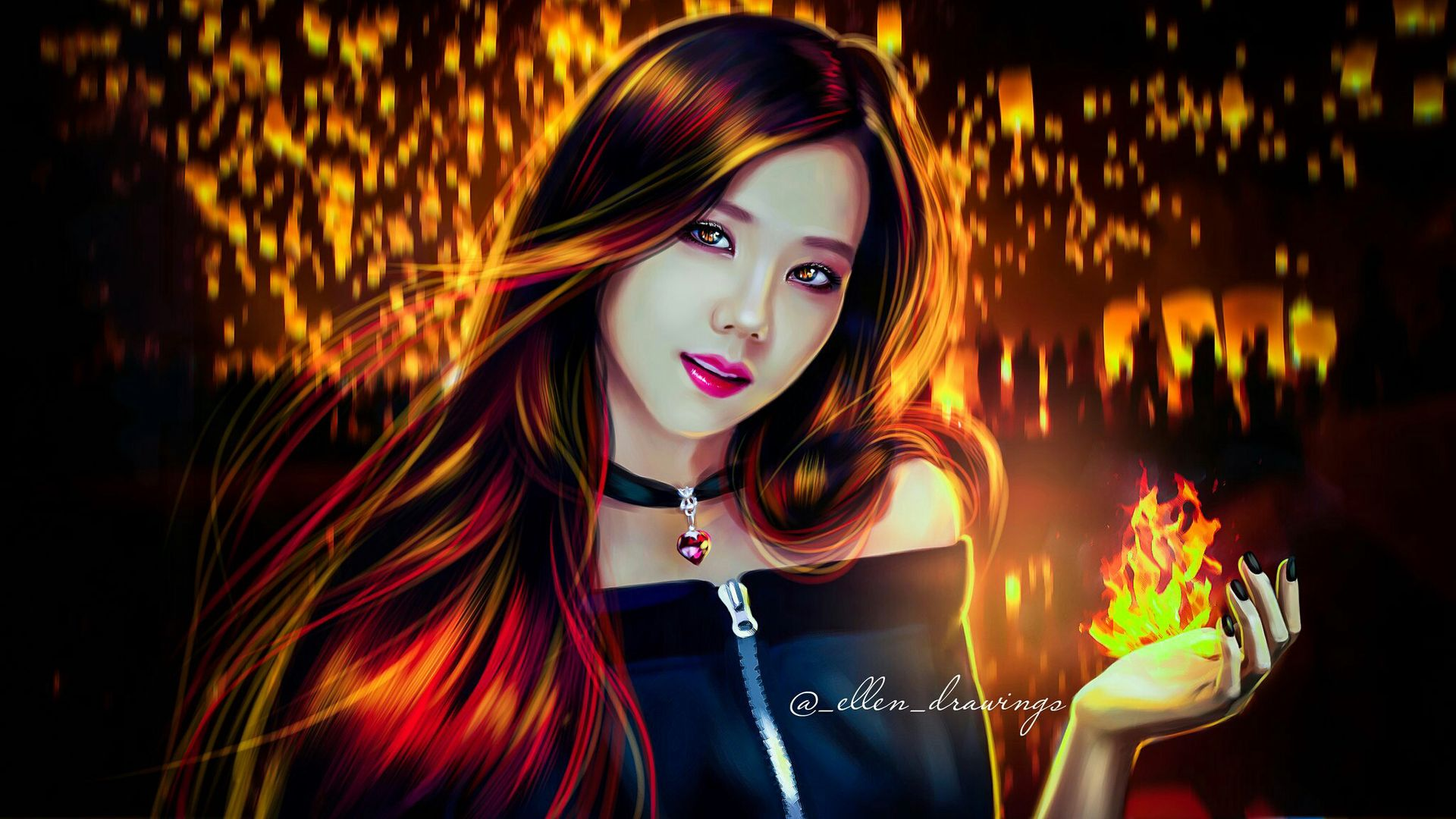 All About Blackpink Updated Playing With Fire Lyrics Kr