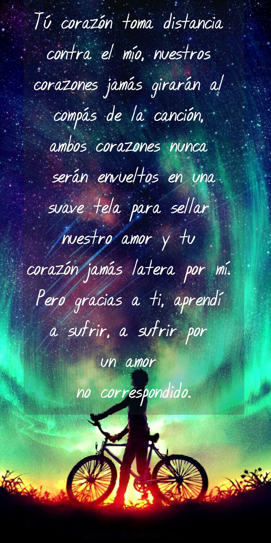 Frases Amor No Correspondido Wattpad