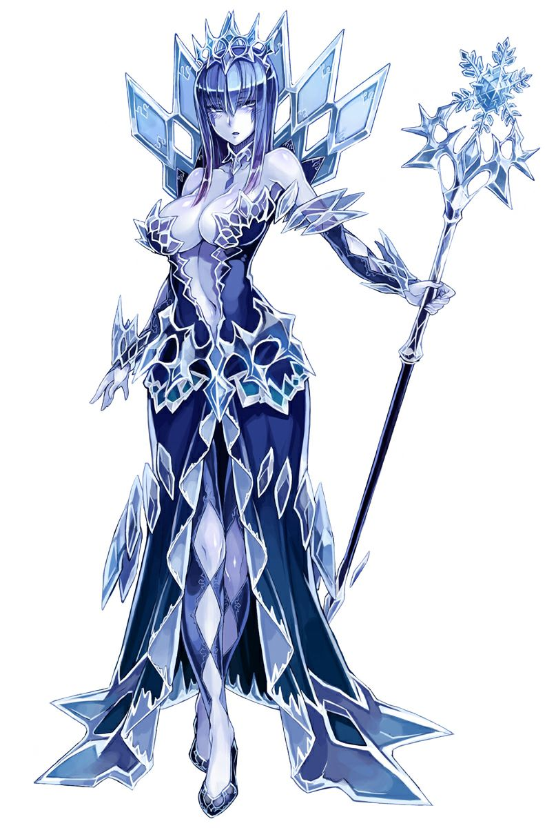 female characters x male reader  yandere ice queen x male
