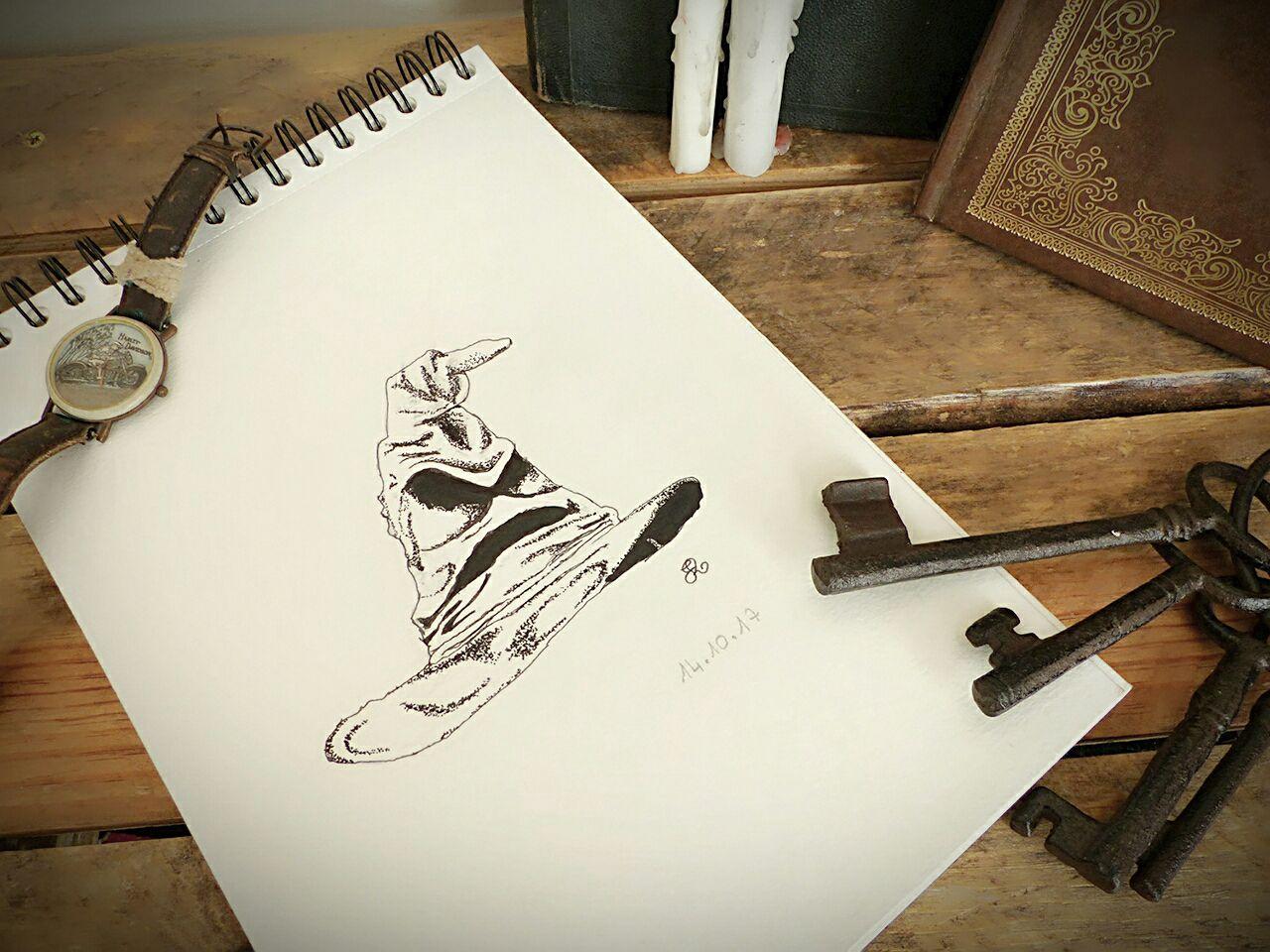 Draw Dream Harry Potter Wattpad