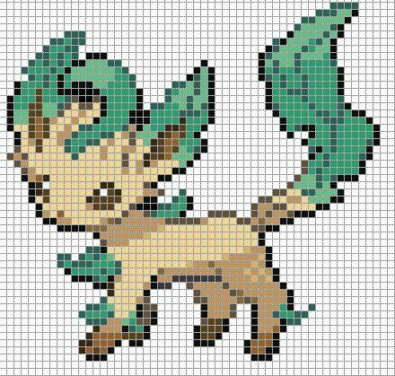 Ma Galerie De Dessins Phyllaly Pokémon Pixel Wattpad