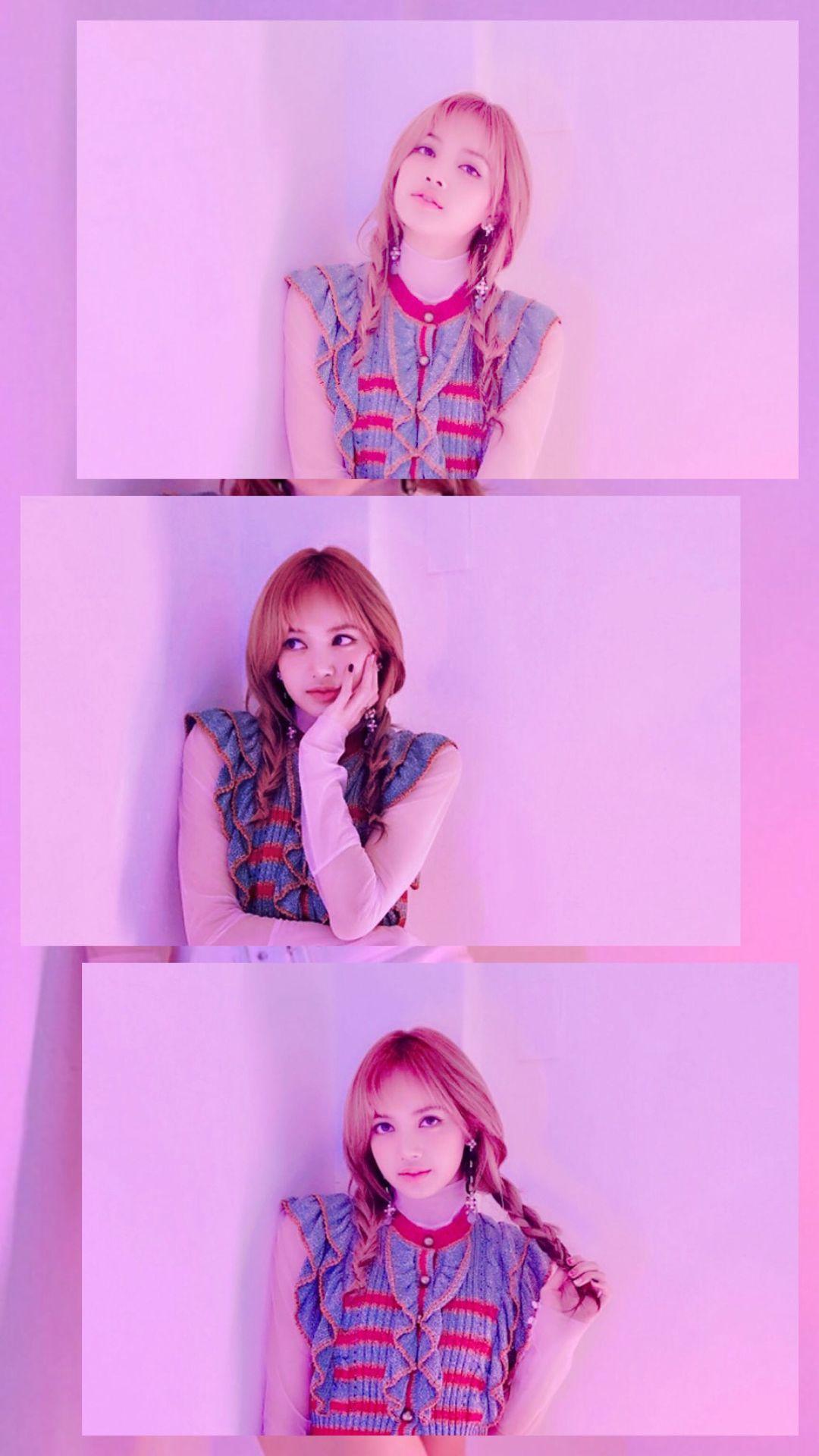 Kpop Cpop Aesthetic Wallpaper Mood Boards Lisa Moodboard