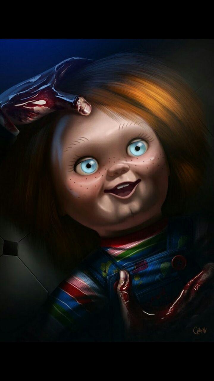 Chucky Returns (Chucky X Reader) ON HOLD!