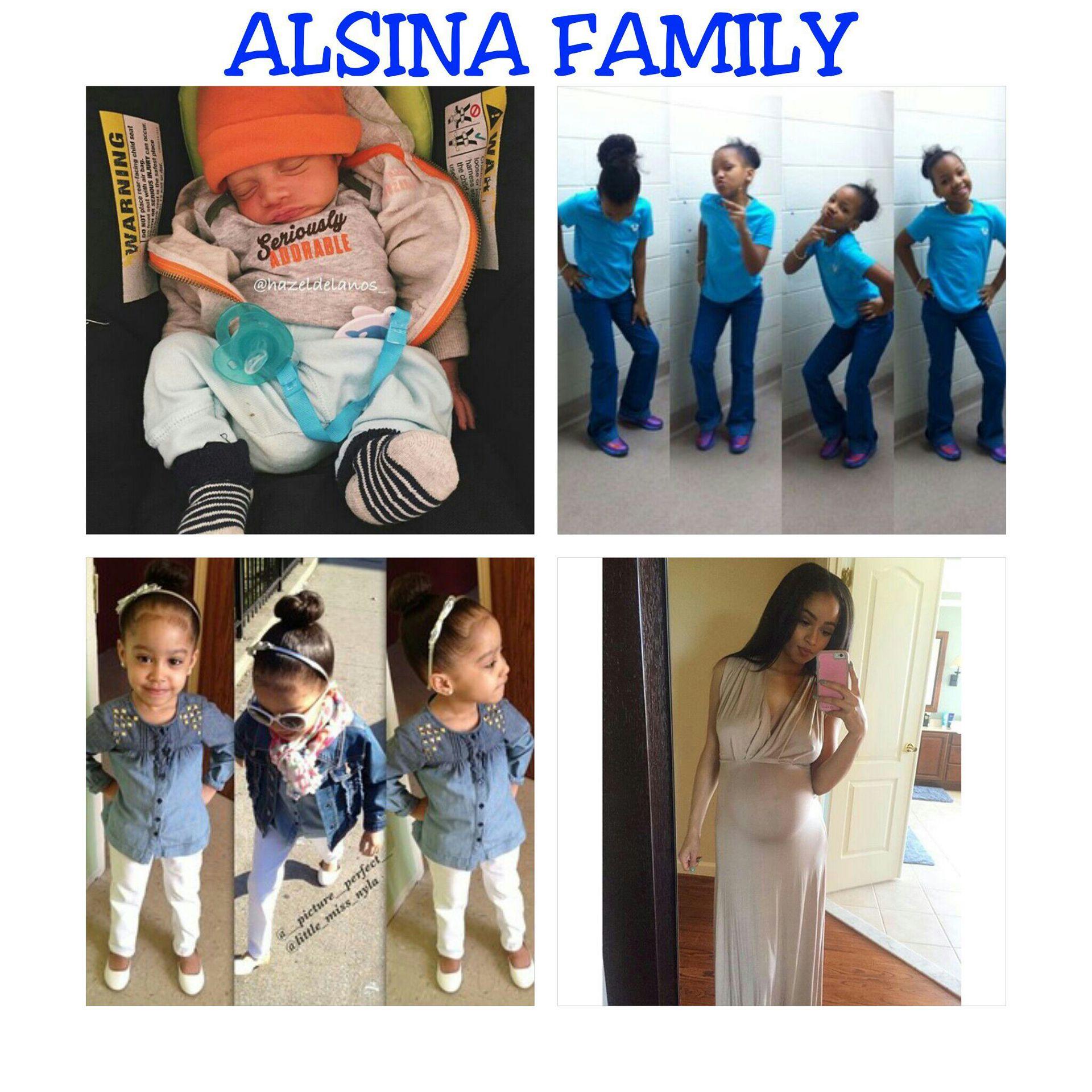 (August Alsina) Baby Mama - Fresh Start - Wattpad