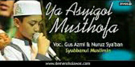 download lagu ya asyiqol musthofa al munsyidin