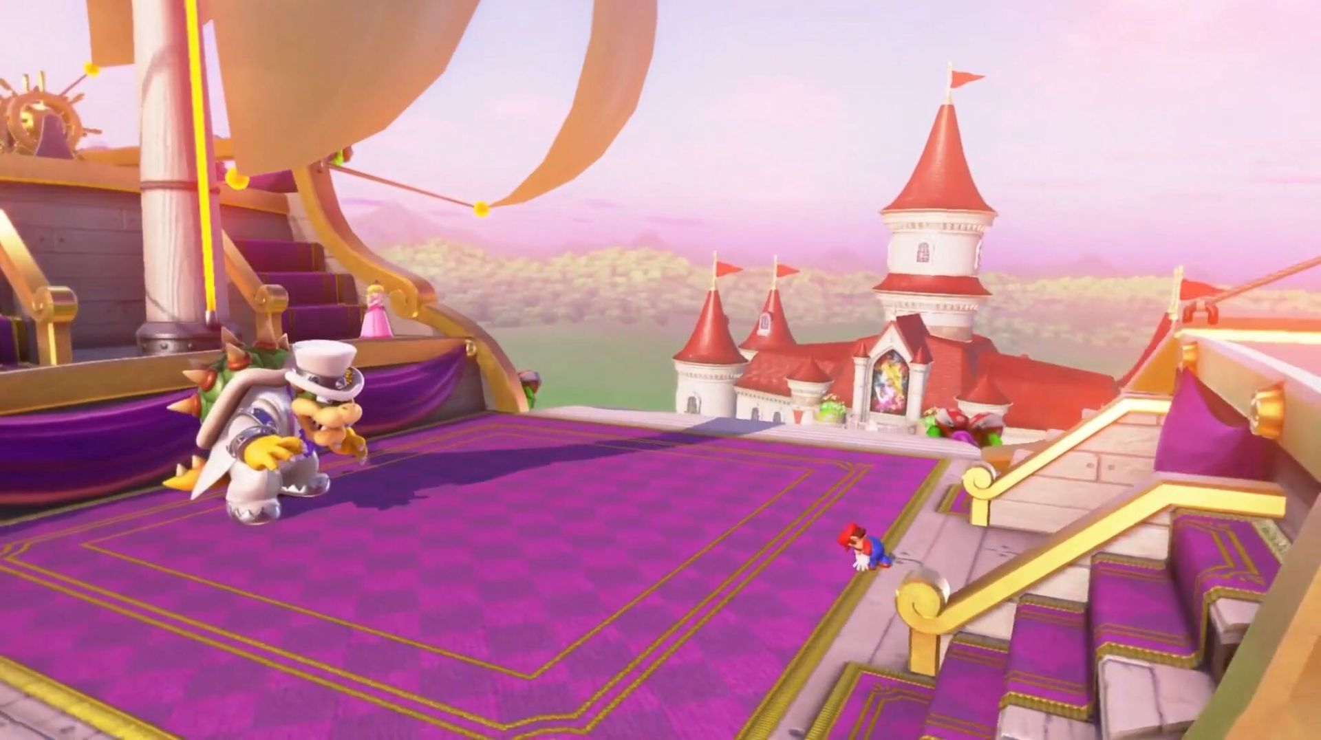 Super Mario Odyssey Prologue Wattpad