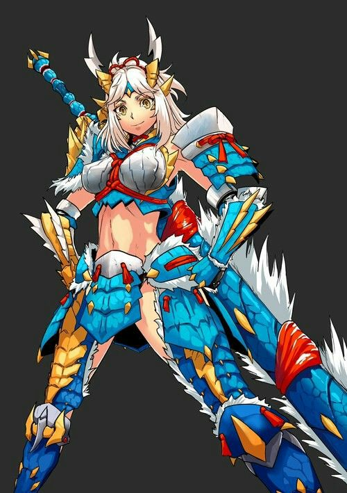 Male Reader x Fem Yandere Various 3 - Male Zinogre Reader x Female