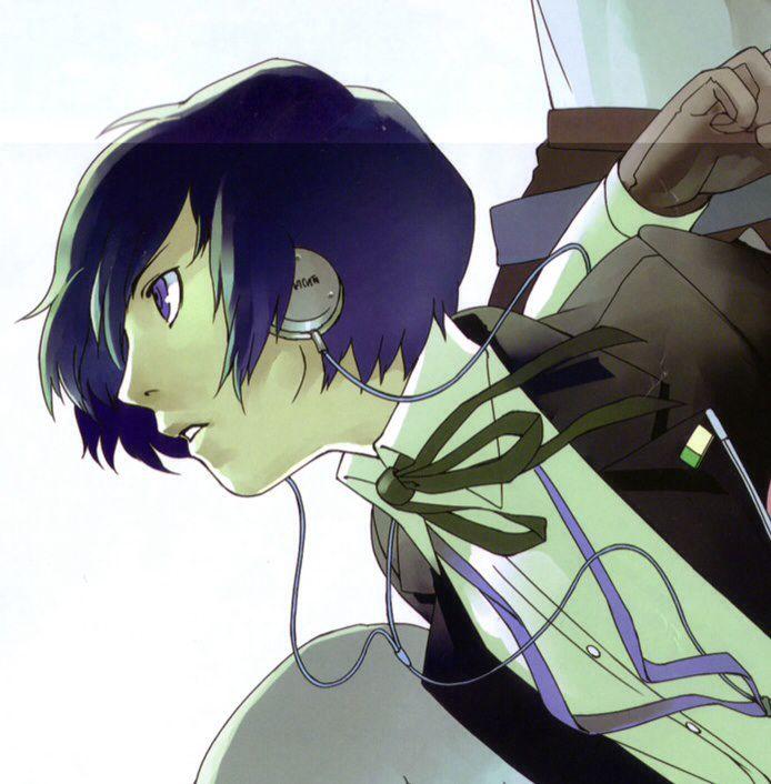 Minato Arisato X Fem!Kuudere!Reader (P3