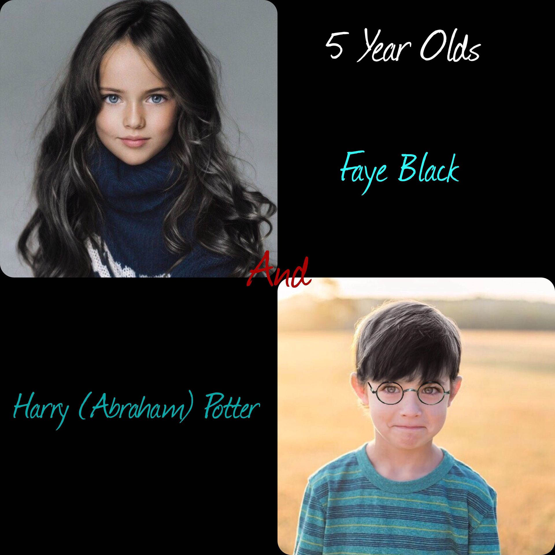 The Children of Sirius Black {Harry Potter Fanfic} - Number
