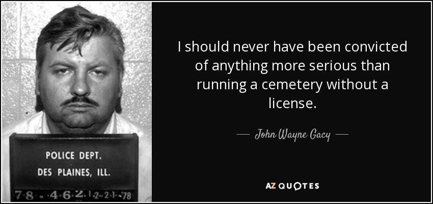 Files of serial killers - John Wayne Gacy