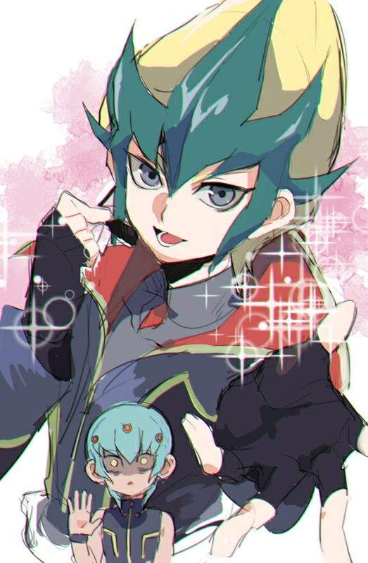 yugioh zexal one shots x reader completed  kite x