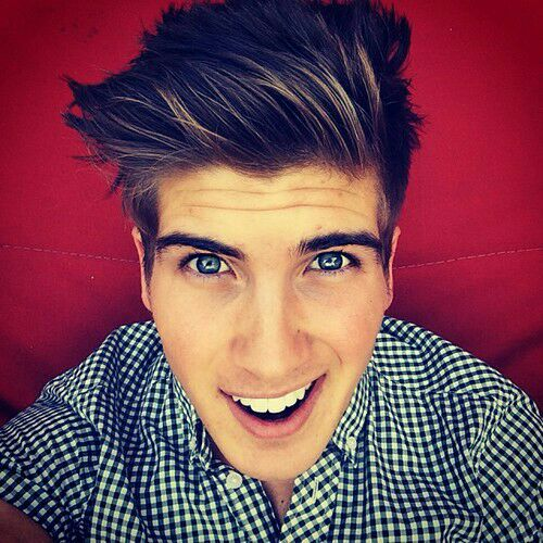 Youtubers And Celebrities Snapchat Joey Graceffa Wattpad