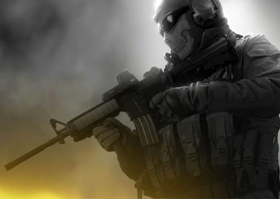 The Man Behind the Mask (Rainbow Six Siege X Male Reader) - Chapter
