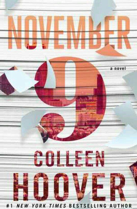 Cytaty Z Moich Ulubionych Książek November 9 Colleen