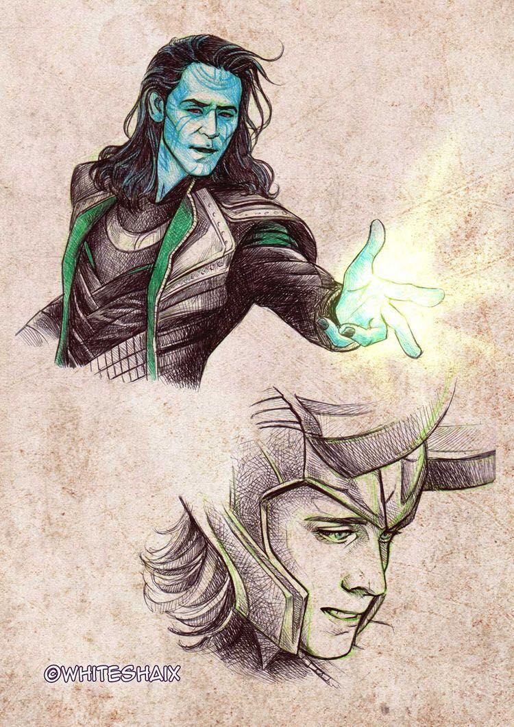 Imagine Loki - The Holiday Shift - Wattpad