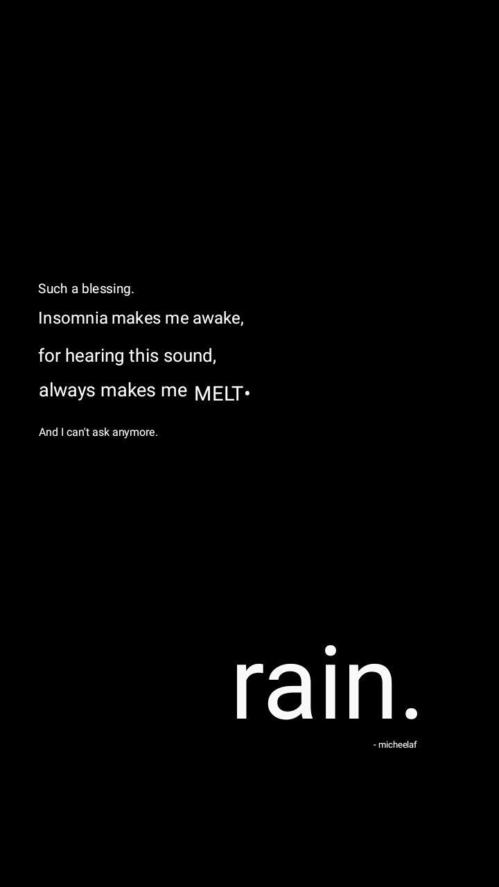 unopened book rain wattpad