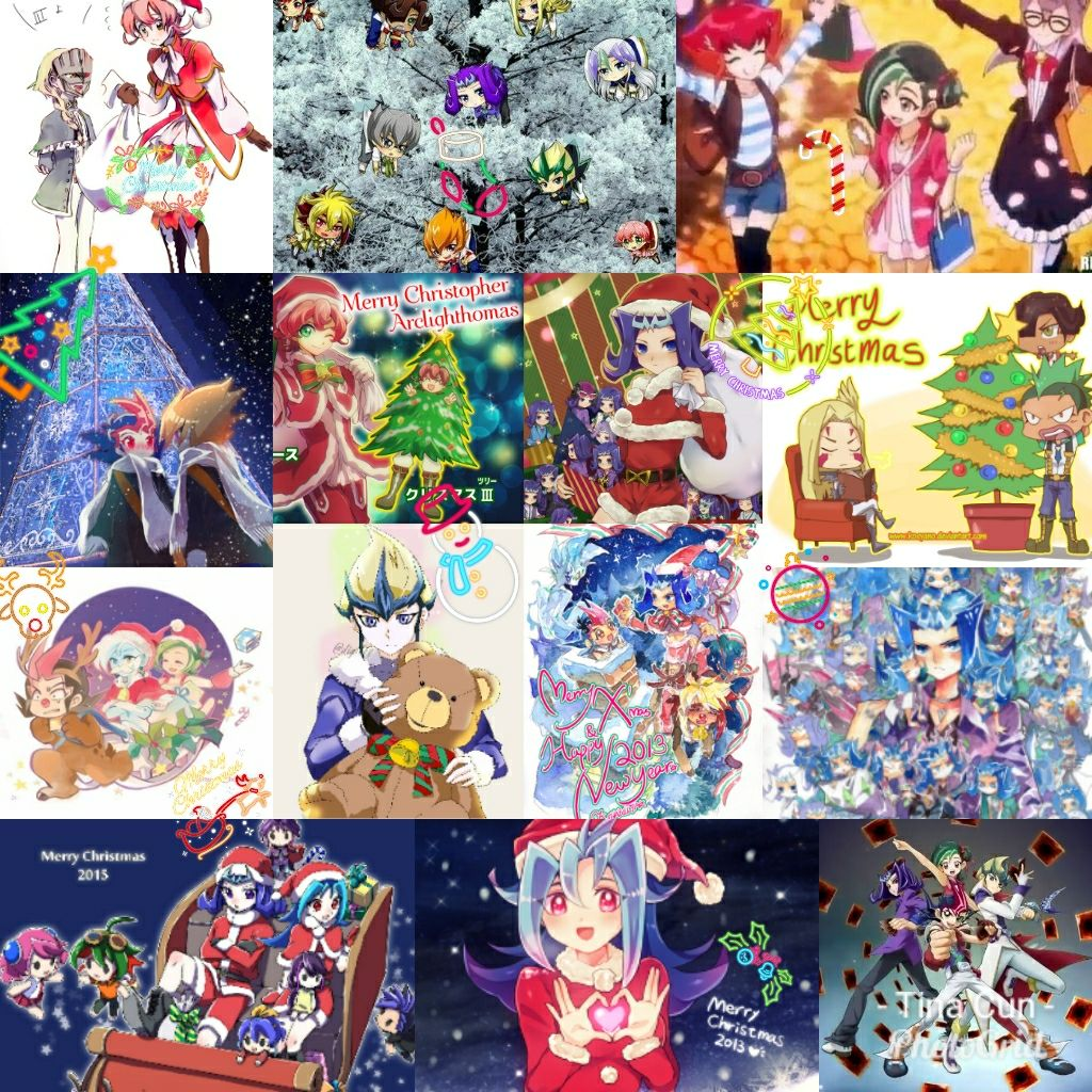 Yu-Gi-Oh Zexal Christmas Special - Happy Endings - Wattpad