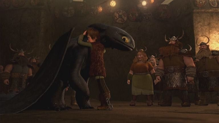Hiccup x Toothless - Love? - Wattpad