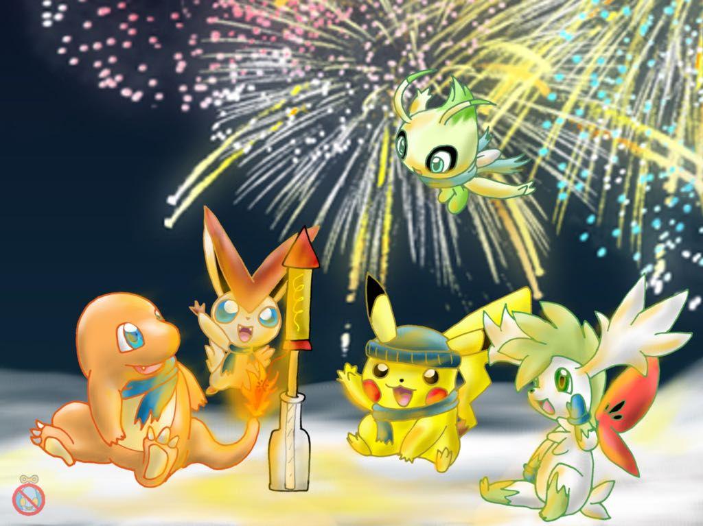 Pokémon Journey Through the KANTO REGION! - 🎁HAPPY NEW YEAR
