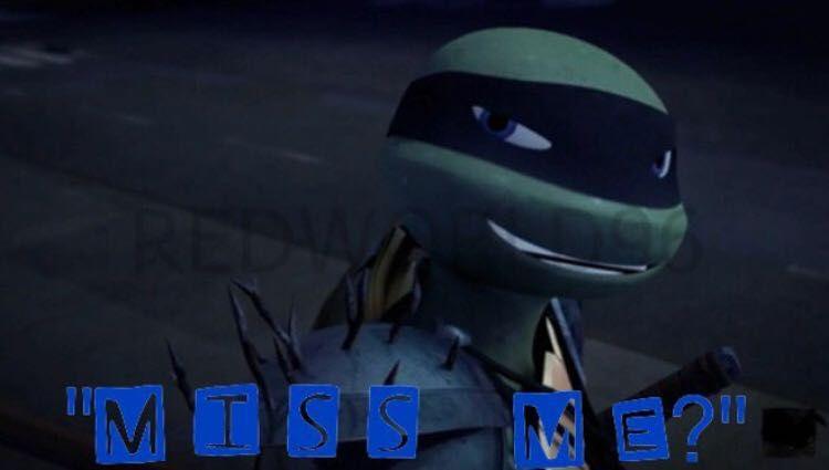 Leonardo Boyfriend Scenarios - You Return to the Lair - Wattpad