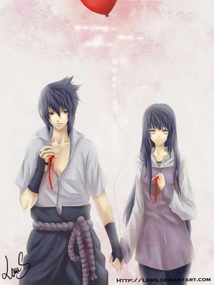 Naruto i Hinata zaczynają spotykać się z fanfiction