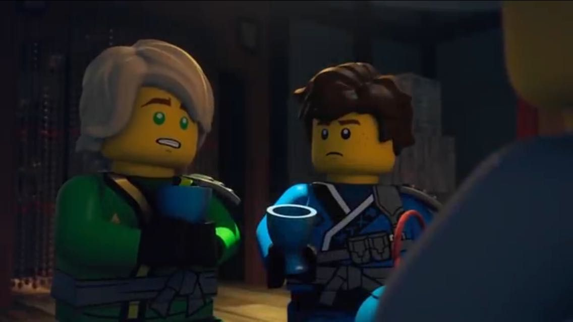 Lego Ninjago: Sons of Garmadon (Lloyd x reader) - Episode 79