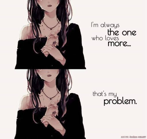 Quotes About Love: Sad Anime Quotes