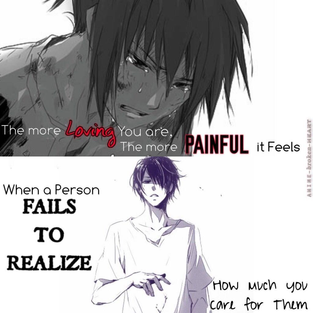Sad Anime Quotes 15 Wattpad