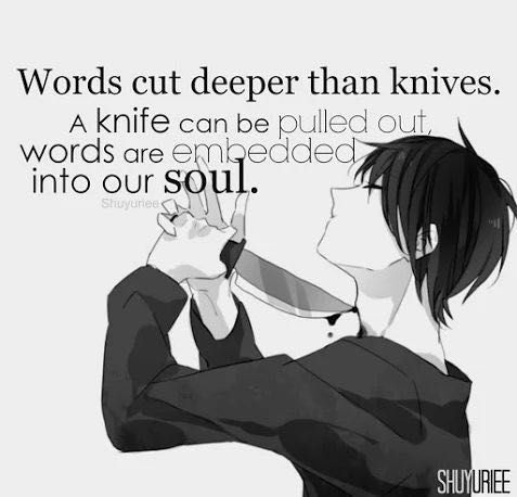 sad anime quotes  27  wattpad