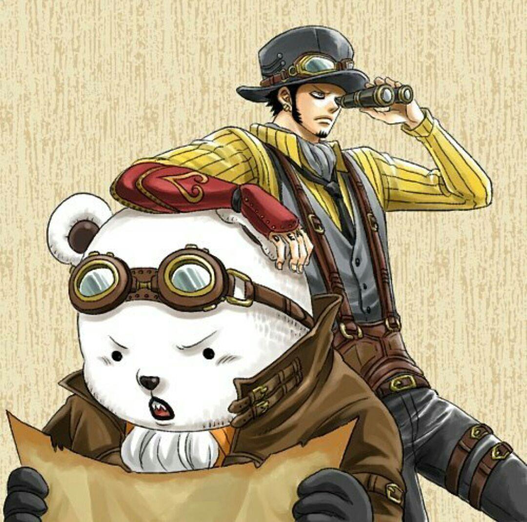 image drôle de One Piece - Bepo et Law - Wattpad