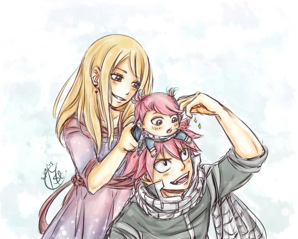 Lucy Pregnant [NaLu Fanfic]