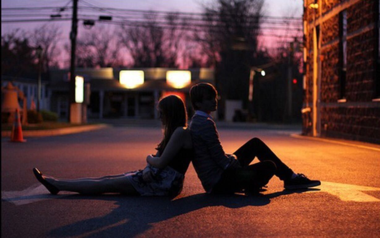 Image result for sad status with couple