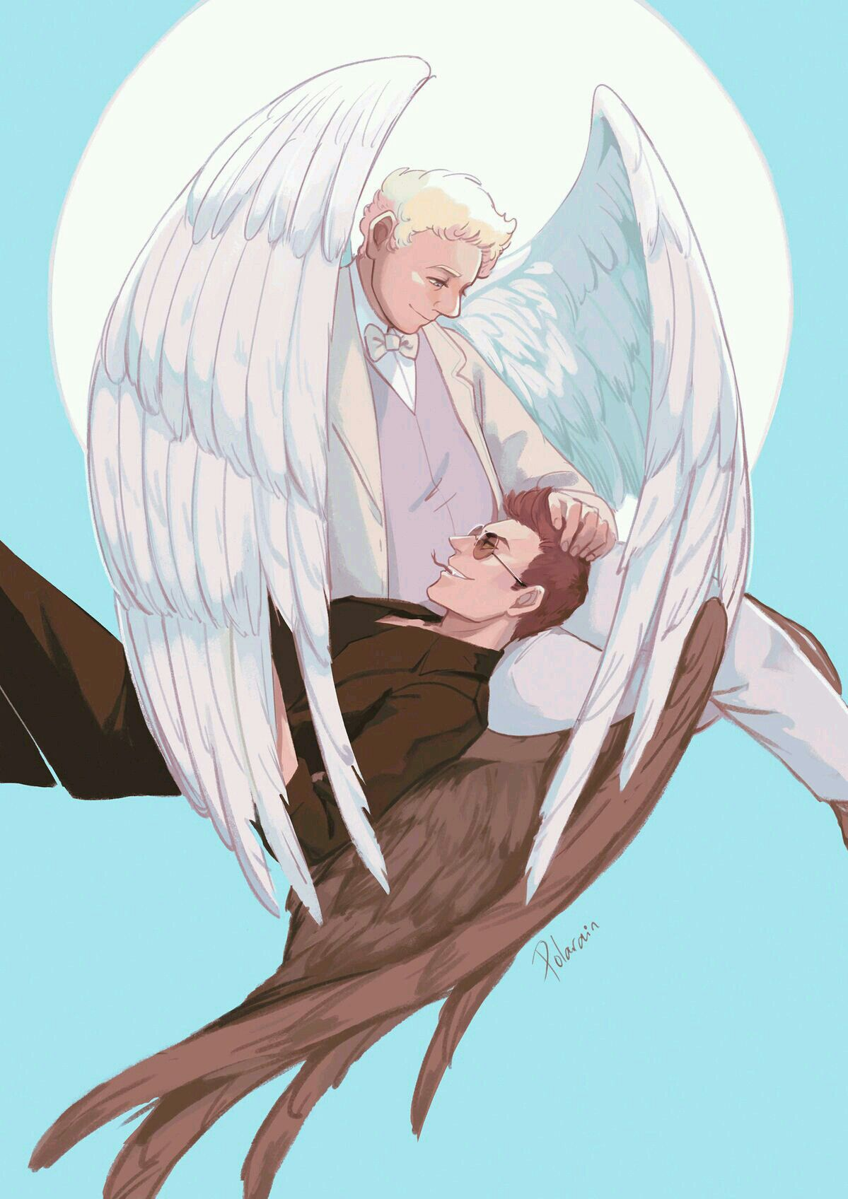 Good Omens Rp - Requests - Wattpad