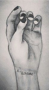 Anorexia Bulimia Cutting Depressed Depressing Drawings Graphic Pencil Quotes Sad Self Harm Suicidal