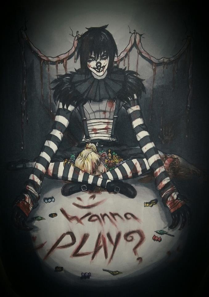 Creepypasta Boyfriend Scenarios - New Character: Laughing
