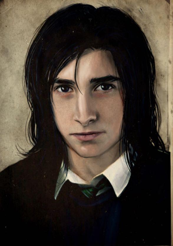 Harry Potter x reader Oneshots - Severus Snape x Reader