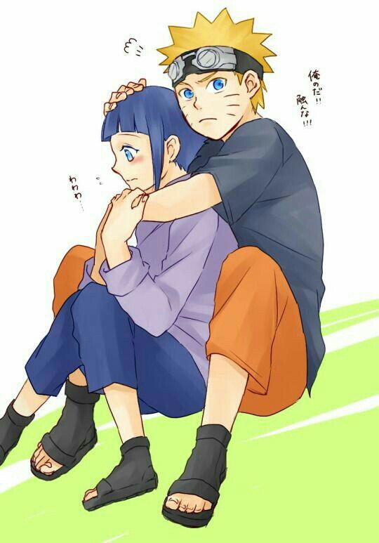 Time Travel (Naruhina fanfic) - Naruto and the small Hinata