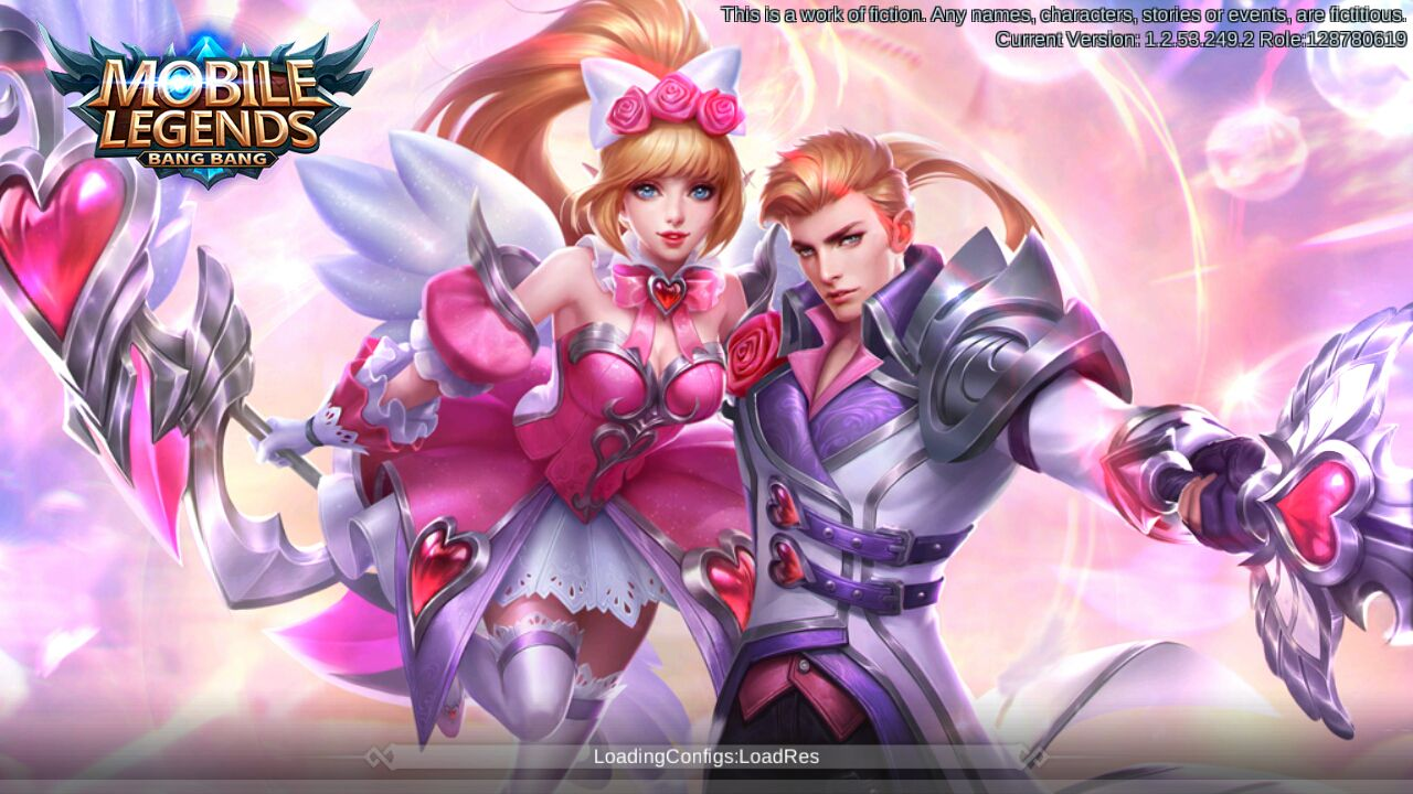 Mobile Legends Fanfic Valentine Wattpad
