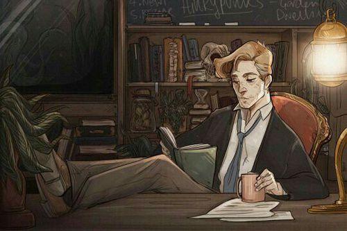 Harry Potter Fanfiction: Student Reader x Teacher One-Shot