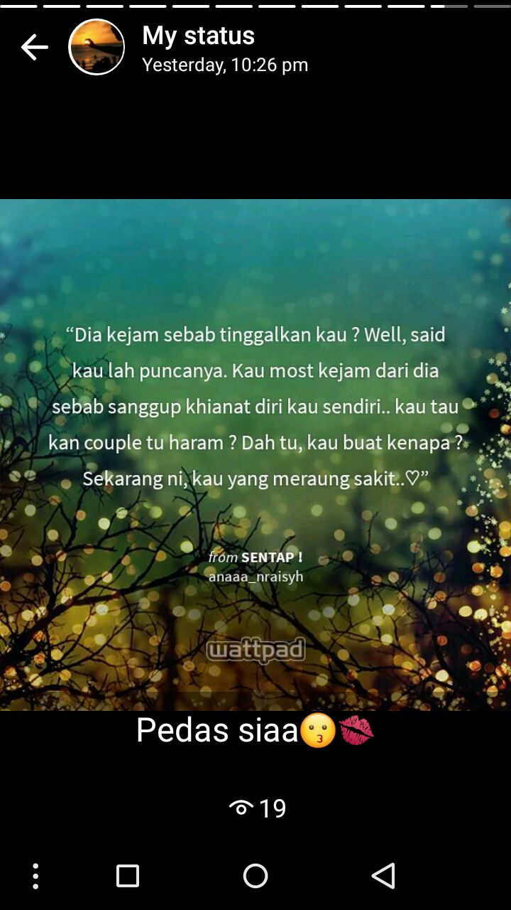 Sentap Behave Ourselves Wattpad