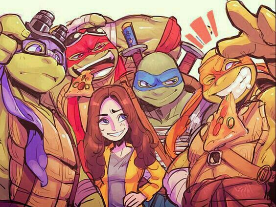 TMNT Boyfriend Scenarios - When you walk in on them naked