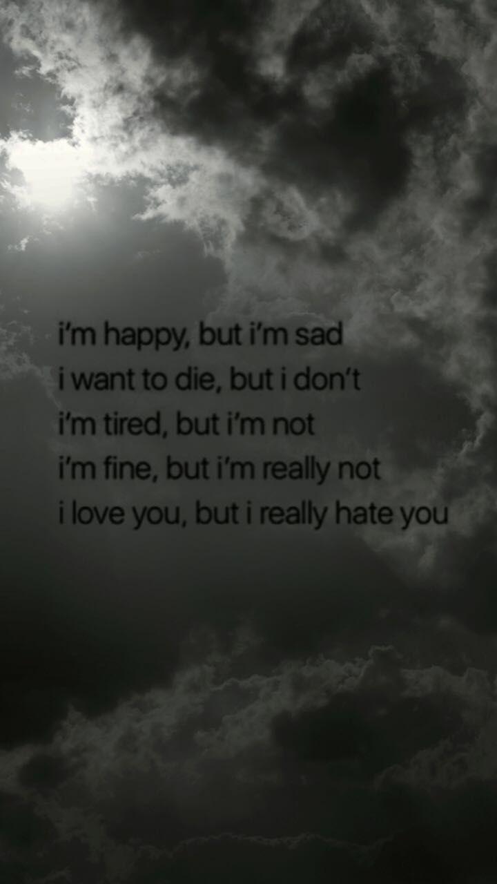 Sadness - But I    - Wattpad
