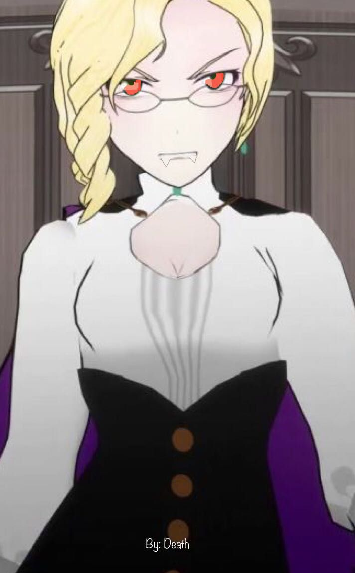 Rwby various x male reader - Vampire Glynda x male masochist reader