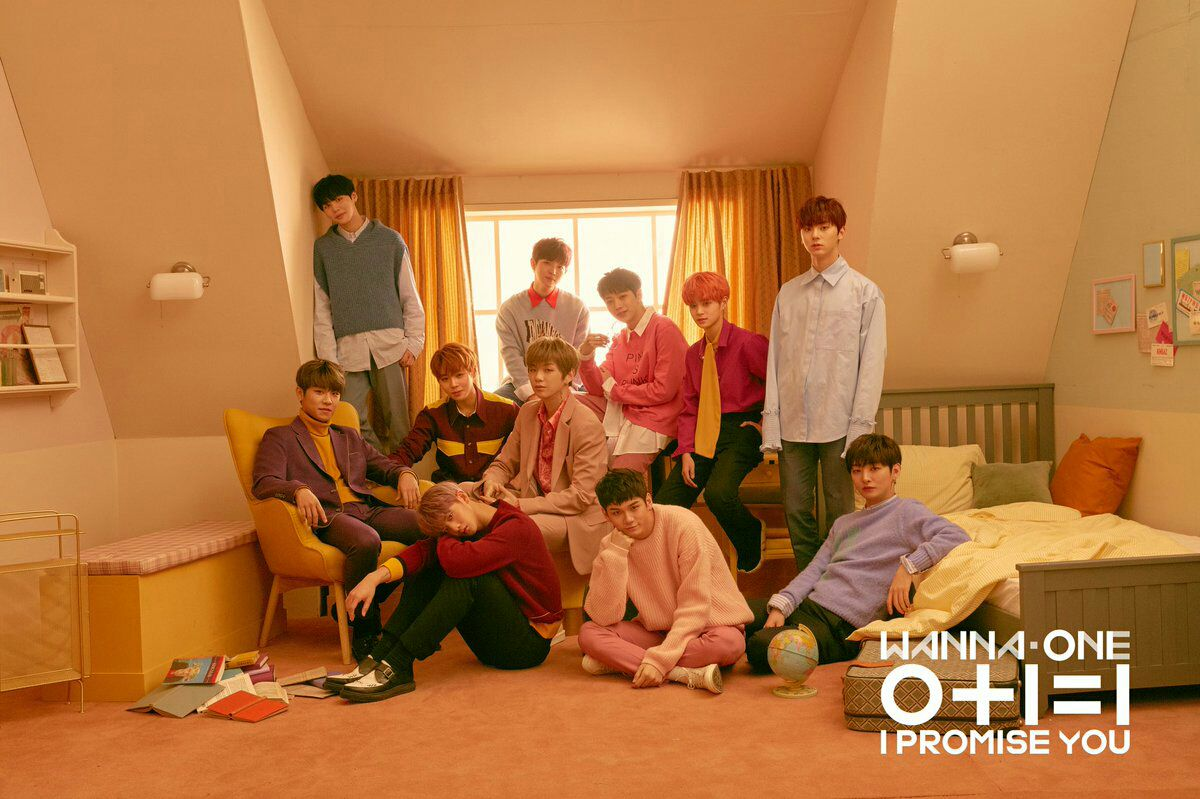 Wanna One Lyrics Profiles Wanna One Wattpad I hope all the facs are not false. wattpad