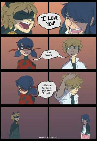 Who you are-Miraculous LadyBug Fanfic UNEDITED - Rejected   again